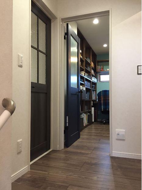 入居後書斎2